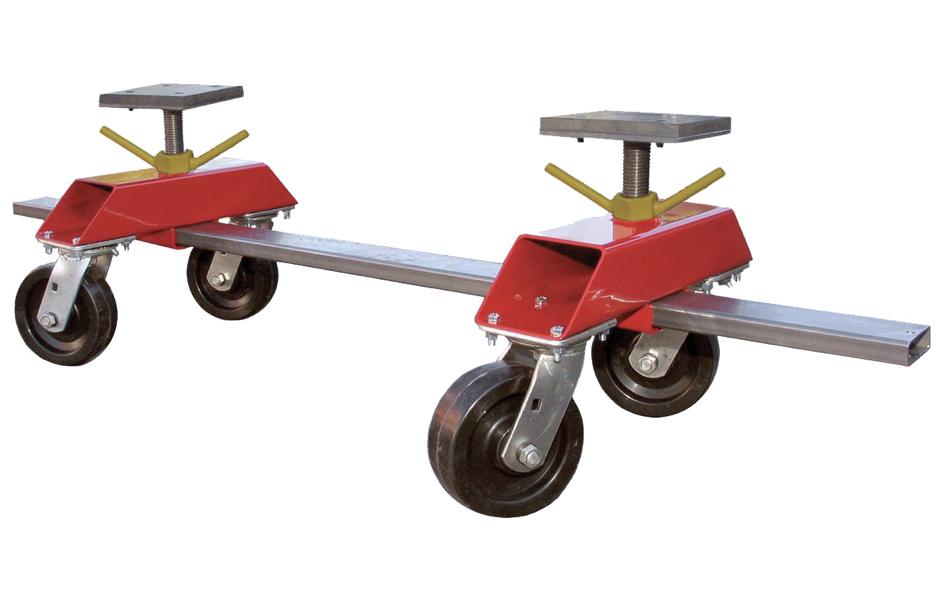 Uni Dolly Car Dollies Goliath Carts
