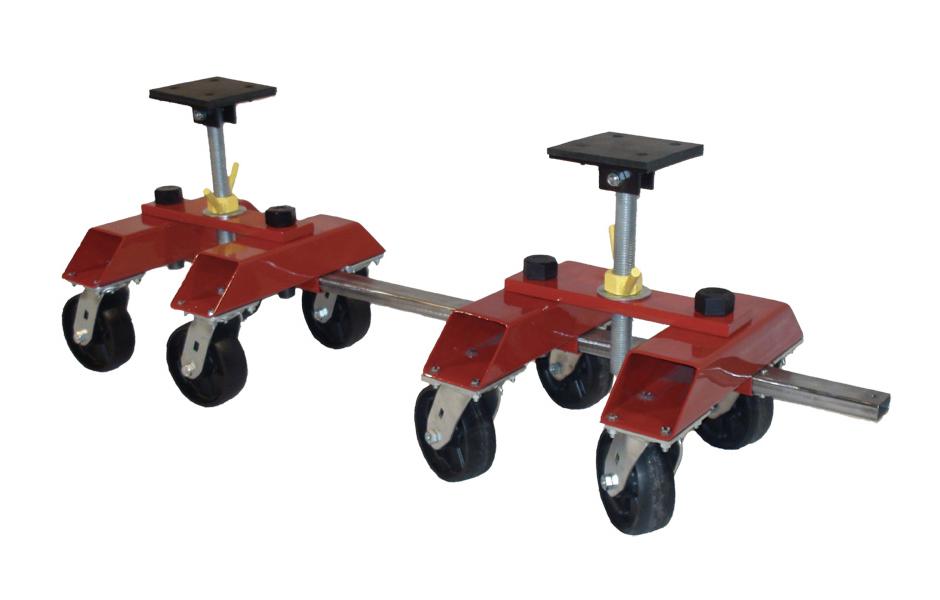 Uni-Dolly – Car Dollies – Goliath Carts